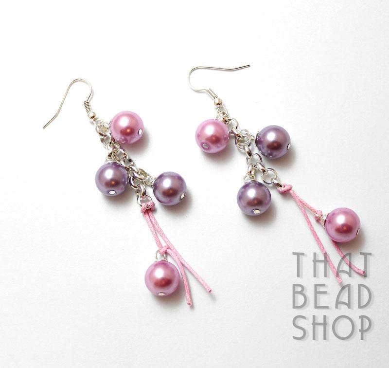 Spring Pastel Earrings